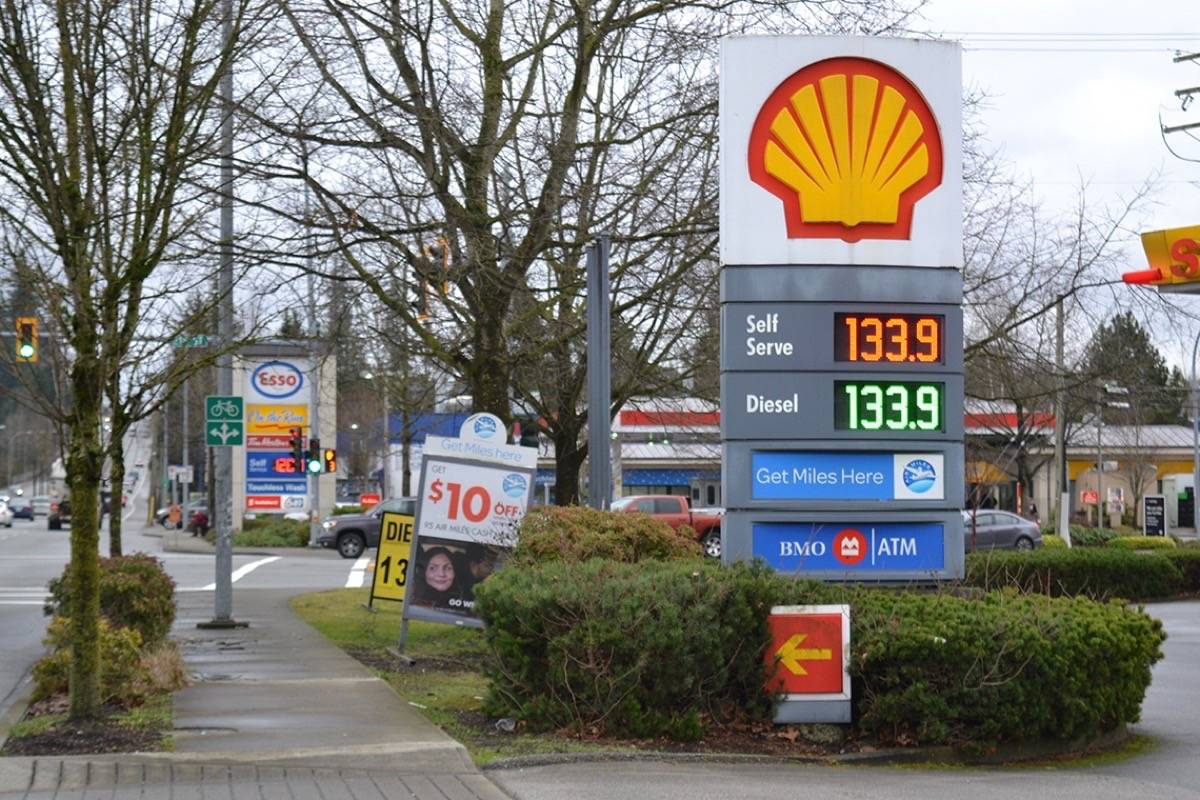 Why do gas prices in Langley vary so greatly? – Aldergrove Star