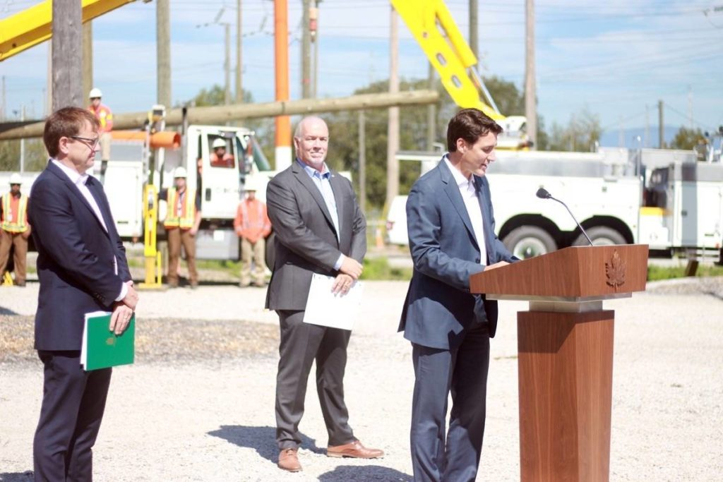 Federal, provincial governments sign deal for