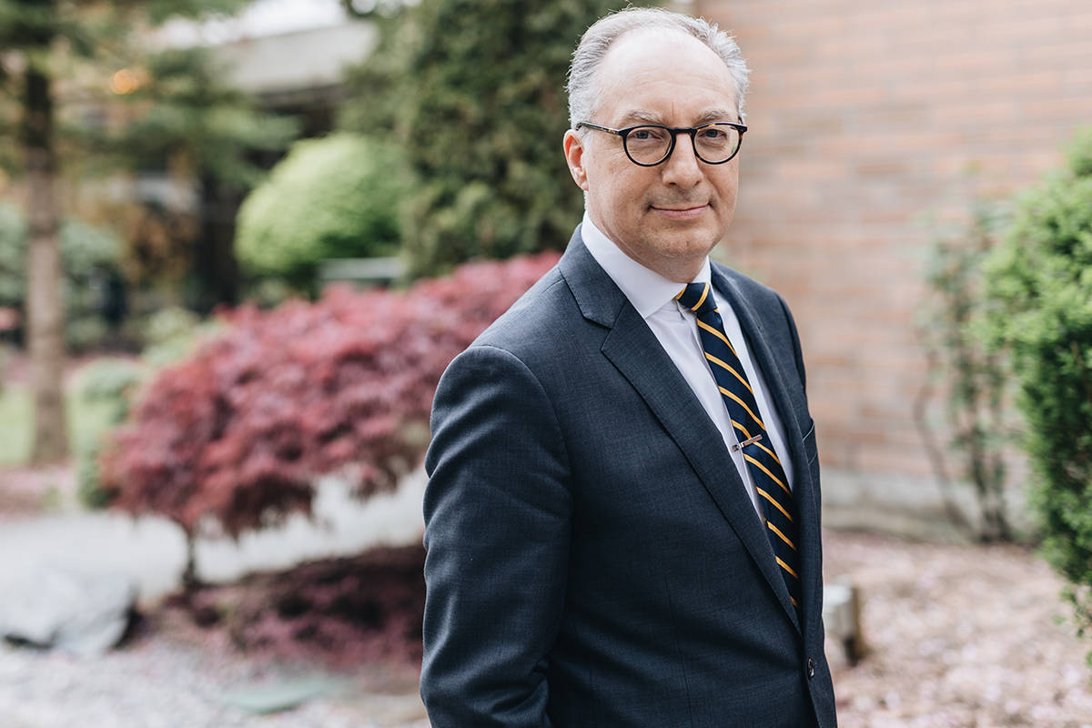 New Trinity Western president welcomed through inauguration