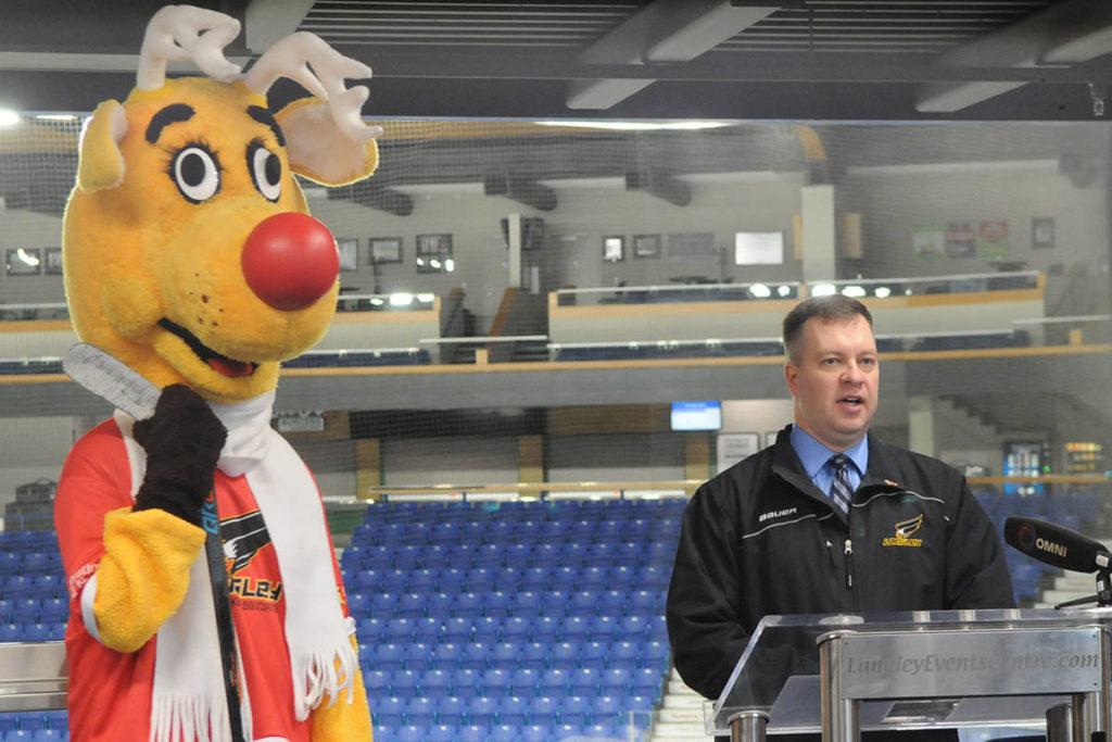 VIDEO: Operation Red Nose BC kicks off season in Langley - Aldergrove Star