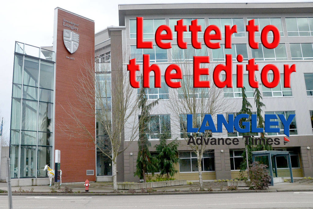 LETTER: Langley Township councillor refutes conflict perception of corporate donations - Aldergrove Star