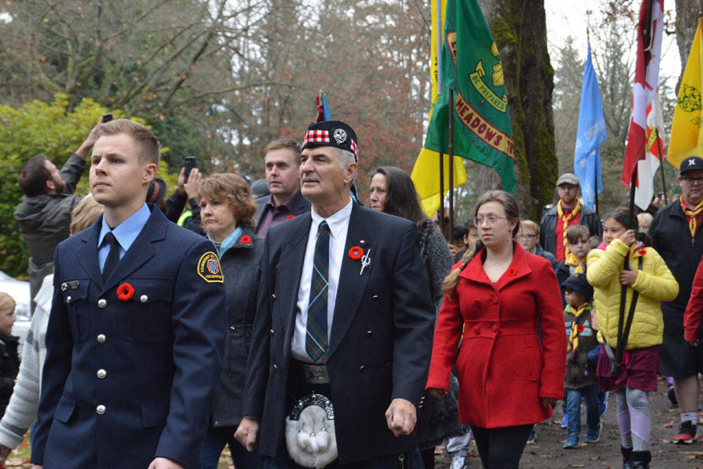 LETTER: Langley Remembrance services well-planned and moving - Aldergrove Star