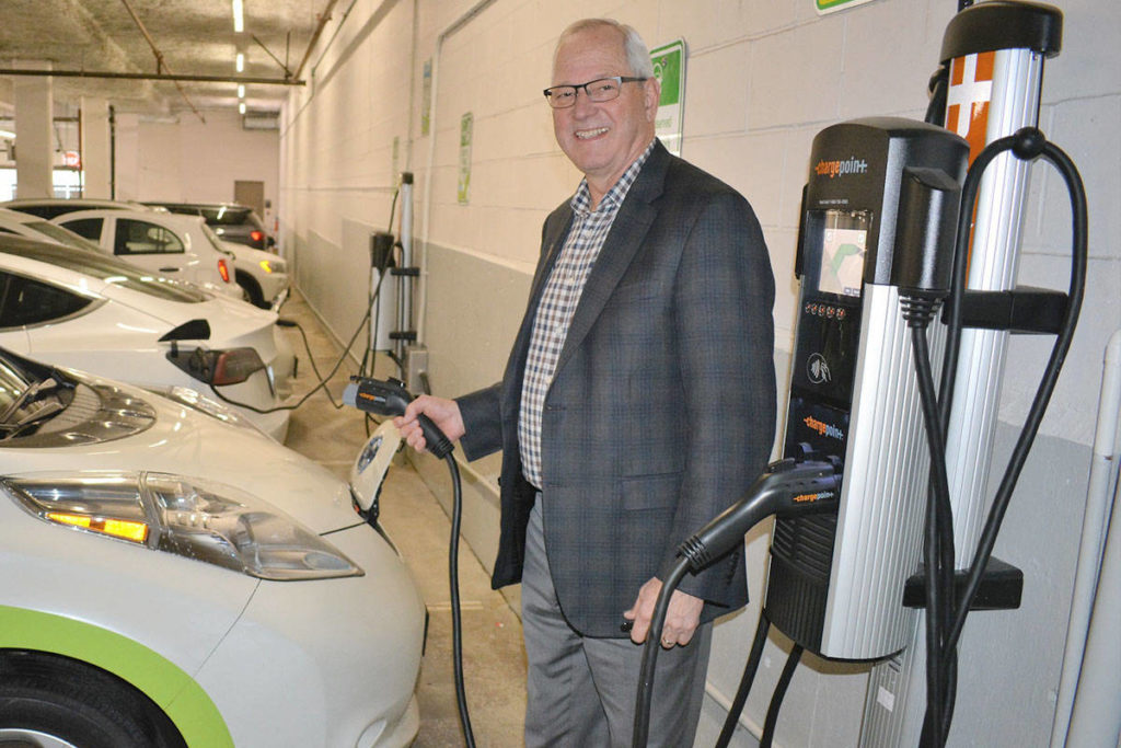 Langley Township's will go with electric vehicles where possible - Aldergrove Star