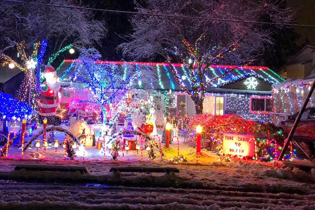 Deck the news with lights of Langley - Aldergrove Star