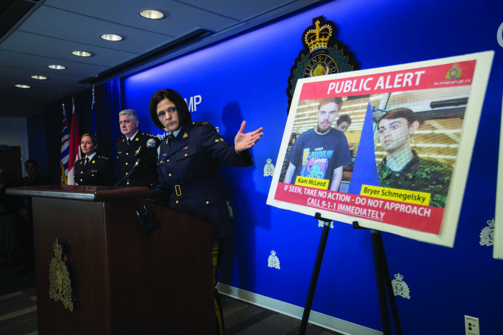 Canadian Armed Forces spent $123,000 on Manitoba manhunt for B.C. fugitives - Aldergrove Star