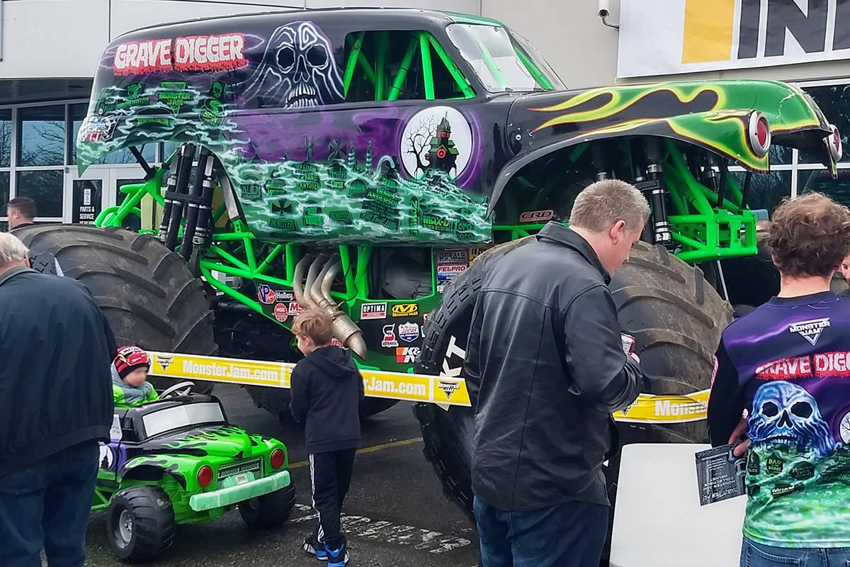 Updated Monster Truck Meet And Greet Cancelled Aldergrove Star