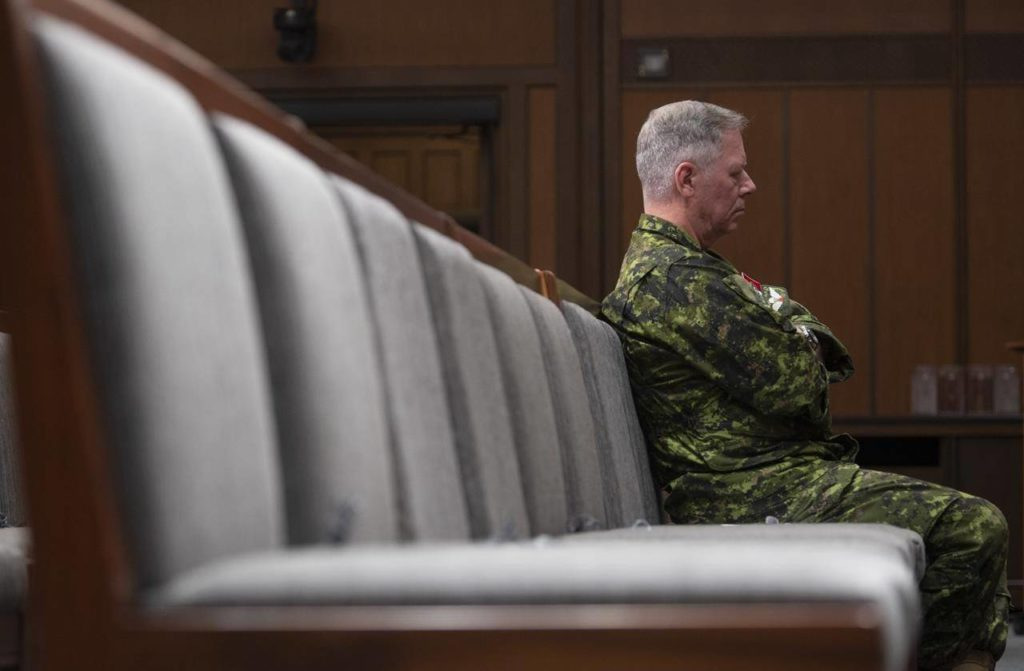 Defence committee rises without report on Vance allegations - Aldergrove Star